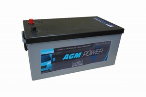 Intact AGM Power Accu 12 Volt 200 Ah