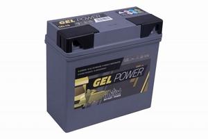 Intact GEL Power Accu 12 Volt 19 Ah