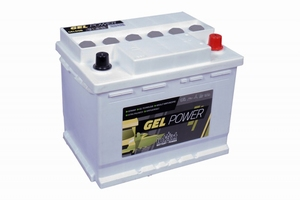 Intact GEL Power Accu 12 Volt 50 Ah