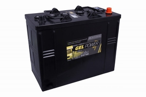 Intact GEL Power Accu 12 Volt 125 Ah