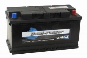 Centrac Dual Power Accu DP100 12 Volt 100 Ah