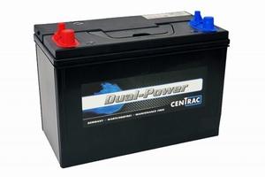 Centrac Dual Power Accu DP110 12 Volt 110 Ah