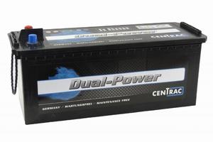 Centrac Dual Power Accu DP140 12 Volt 140 Ah