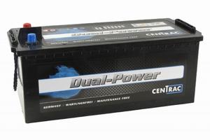 Centrac Dual Power Accu DP180 12 Volt 180 Ah