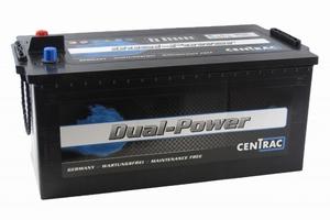 Centrac Dual Power Semi-Tractie Accu DP225 12 Volt 225 Ah