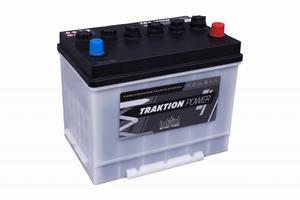 Intact SemiTractie Power Accu 12 Volt 75 Ah 95551
