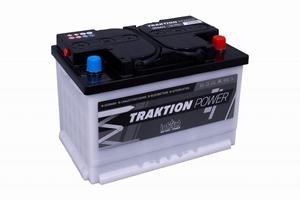 Intact SemiTractie Power Accu 12 Volt 75 Ah 95602