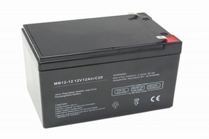 Centrac Dual Power AGM Accu MB12-12 12V 12Ah (C20)