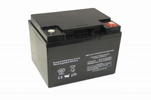 Centrac Dual Power AGM Accu MB12-45 12V 45Ah (C20)