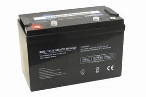 Centrac Dual Power AGM Accu 12V 110Ah (C20) MB12-110