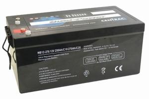 Centrac Dual Power AGM Accu 12V 270Ah (C20) MB12-270