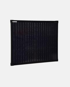 50 Watt Zonnepaneel Monokristal Full Black afm: 662x460 mm.