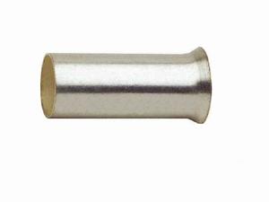 Adereindhuls 2,5 / 4,0 / 6,0 mm2 Gemonteerd op draadeind