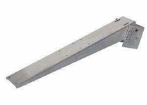 Sunset 10500 Aluminium Masthouder voor Paal of Wandmontage