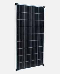 150 Watt Zonnepaneel Monokristal afm: 1240x670 mm.