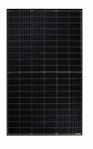 JA Solar JAM60S17/325 | 325W Mono Half Cell Full Black