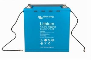 Victron Lithium LifePo4 Battery 12,8 Volt 160Ah Smart