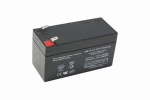 Centrac Dual Power AGM Accu 12V 1,2Ah (C20) MB12-1,2