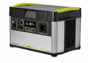GOAL ZERO YETI 1500X Lithium Portable Power Station 1516Wh