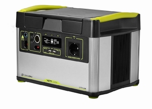 GOALZERO YETI 1500X Lithium Portable Power Station 1516Wh