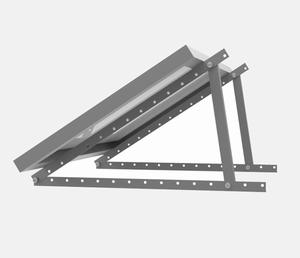 EnjoySolar® Aluminium Verstelbare Driehoek hoek 30°-60°