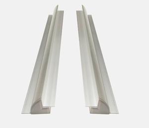 Aluminium Montagespoiler AZH68 Blank 680mm (set 2 st)