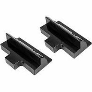 EnjoySolar® Koppel Stukken ABS Kunststof 180mm Zwart