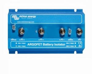 Victron Argofet 100-3 | 12V/24V 100A met 3 accu uitgangen