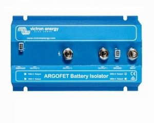 Victron Argofet 200-2 | 12V/24V 200A met 2 accu uitgangen