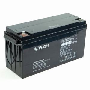 VISION Dual purpose VRLA AGM accu 12V 150Ah (20hrs)