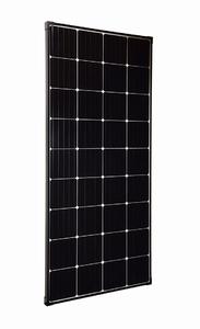 150 Watt Zonnepaneel PERC Monokristal afm: 1240x670 mm.