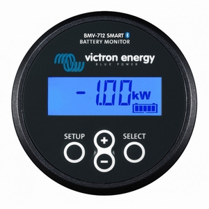 Victron Accu Monitor BMV712 Smart Zwart