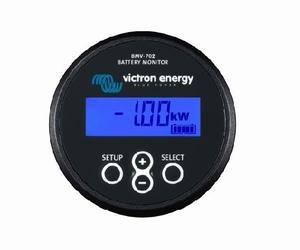 Victron Accu Monitor BMV702 Zwart