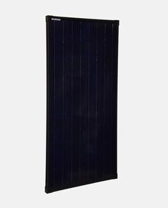 100 Watt Zonnepaneel Mono Full Black afm: 1190x540 mm.