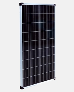 140 Watt Zonnepaneel Monokristal afm: 1160x670 mm.