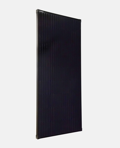 170 Watt Zonnepaneel Mono Full Black afm: 1460x664 mm.