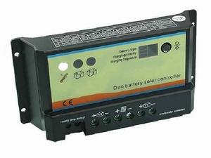EPSolar EPIPDB-COM 12V/24V 10A LDR voor 2 gescheiden Accu's