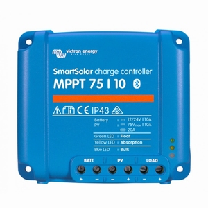 Victron SmartSolar MPPT 75/10 12V/24V 10A Laadregelaar