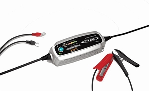 CTEK Acculader Model MXS 5.0 Test & Charge