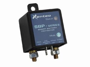 Accubewaker Xenteq 12 en 24Vdc, 200/100Amp, Instelbaar