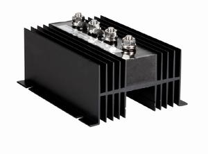 Xenteq Laadstroomverdeler 12V / 24V Max 90A, 3 uitgangen