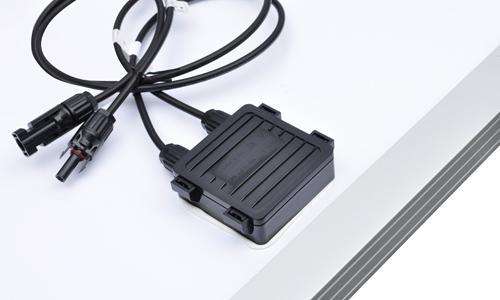 150 Watt Zonnepaneel 36V PERC Monokristal afm: 1240x670 mm.