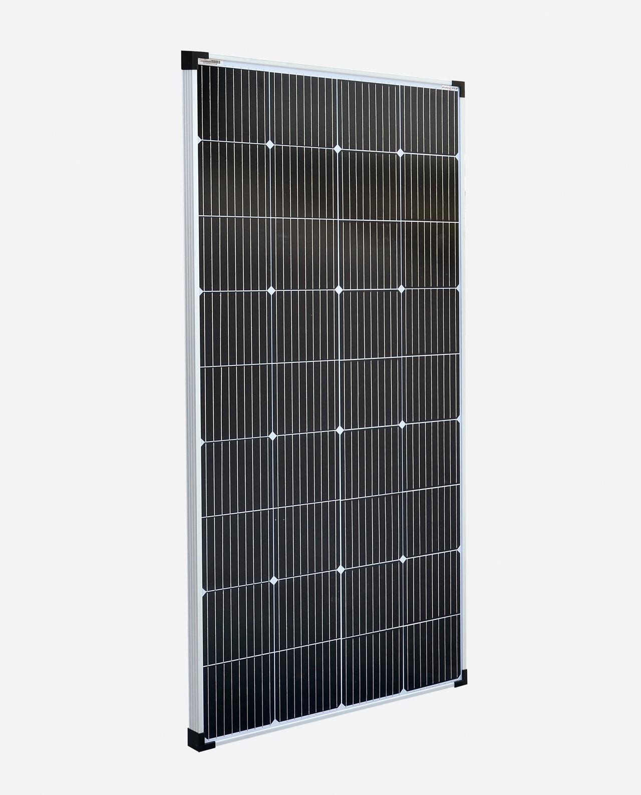 190 Watt Zonnepaneel 9BB PERC Monokristal afm: 1425x700 mm.