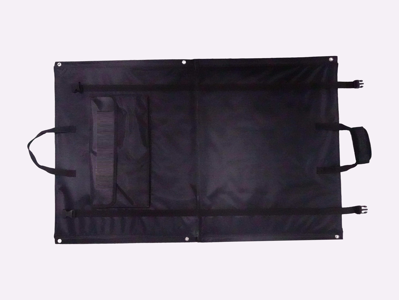 100 Watt 12V Mobiel Portable Softcase Solarkoffer