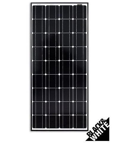110 Watt Zonnepaneel Set PERC Monokristal 1190x510 mm