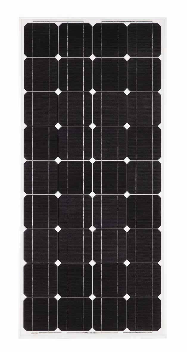 200 Watt 36V Zonnepaneel Monokristal (LEVERING WEEK 43)