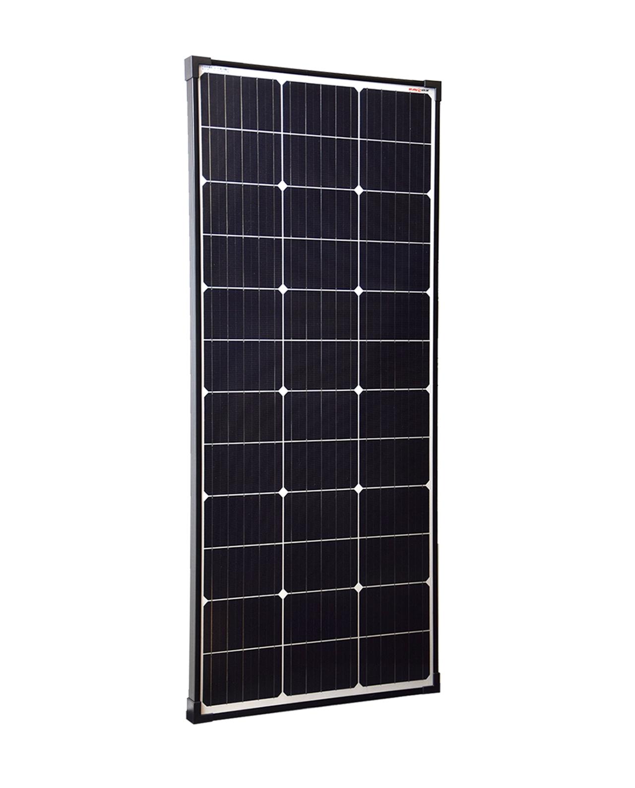 200 Watt Zonnepaneel Set PERC Monokristal 1480x670 mm