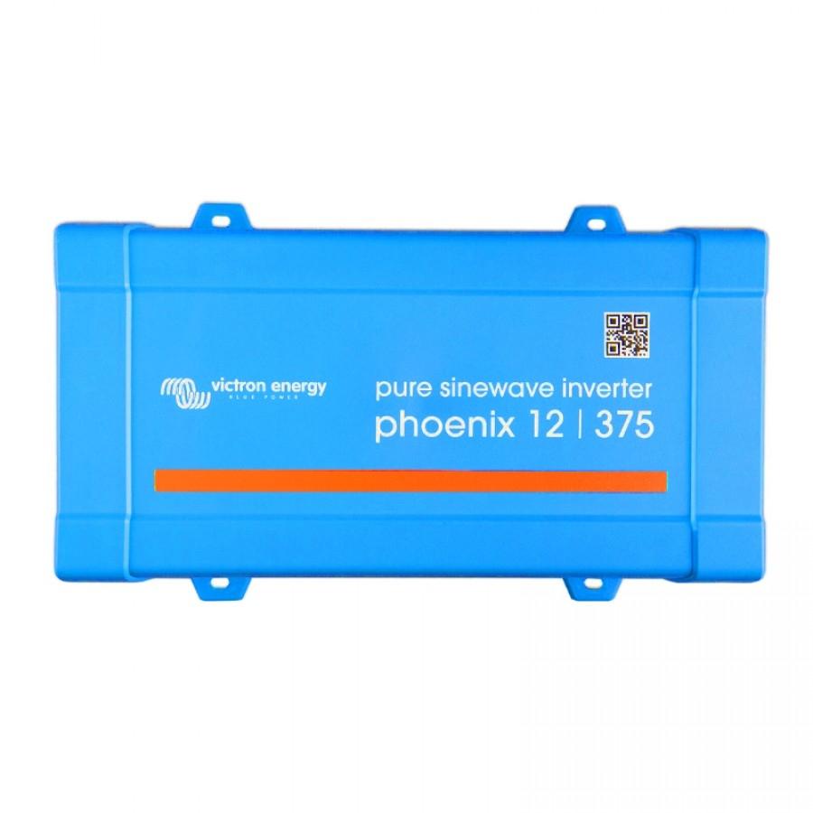 375W Omvormer 12V naar 230V Victron Phoenix 12/375