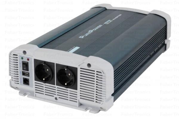 4000W Omvormer 12V naar 230V Xenteq PurePower PPI 4000-212