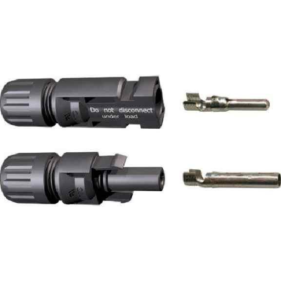 50 Watt Zonnepaneel Set Mono Black 662x460 mm